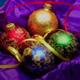 Открытка - Новый Год, Рождество