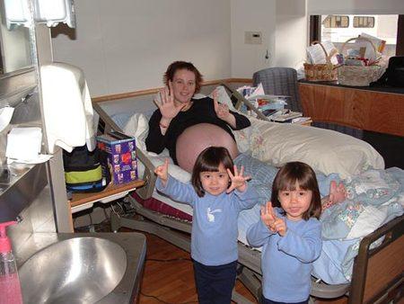 Они хотели третьего ребенка...
