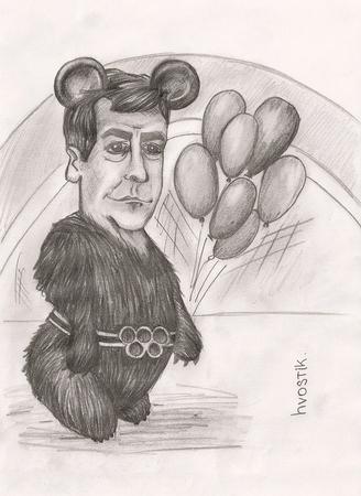Олимпийский Медведев