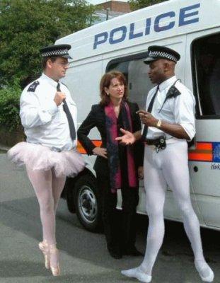 Балетная полиция
