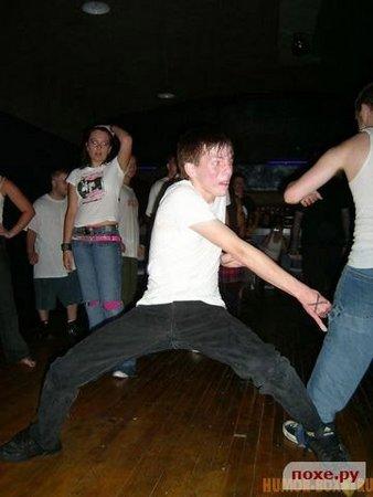 Колян танцует лучше всех!