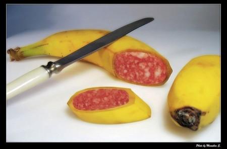 Бананоколбаса