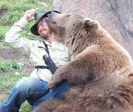 Медвед и охотнег